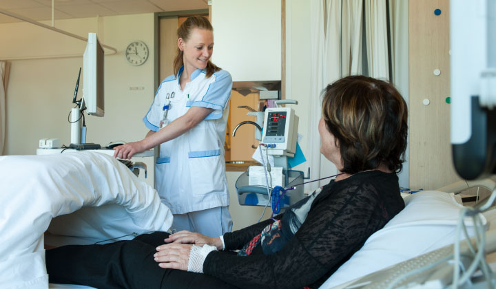 Klantcase Deventer Ziekenhuis | Veilig netwerk | Digitalisering in de zorg
