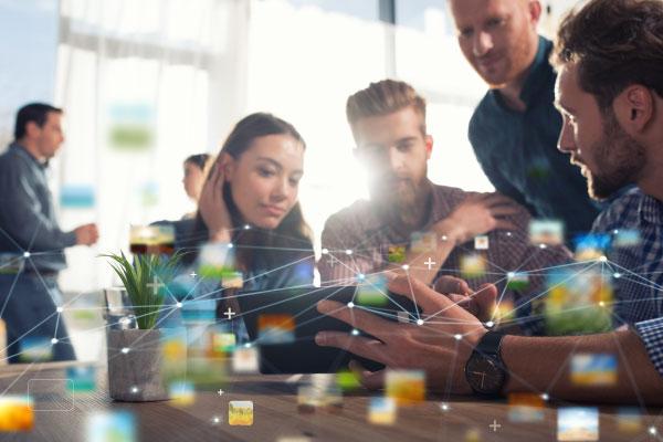 Samen met system integrators zoeken wij naar de beste oplossing voor de klant