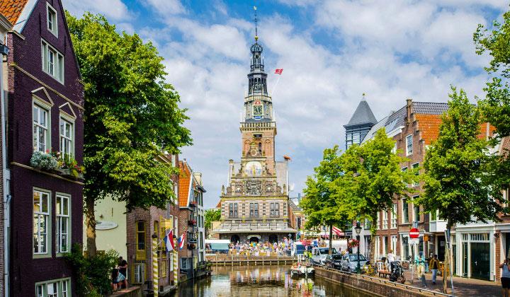 Klantcase Gemeente Alkmaar | Beheer Dark Fiber netwerk